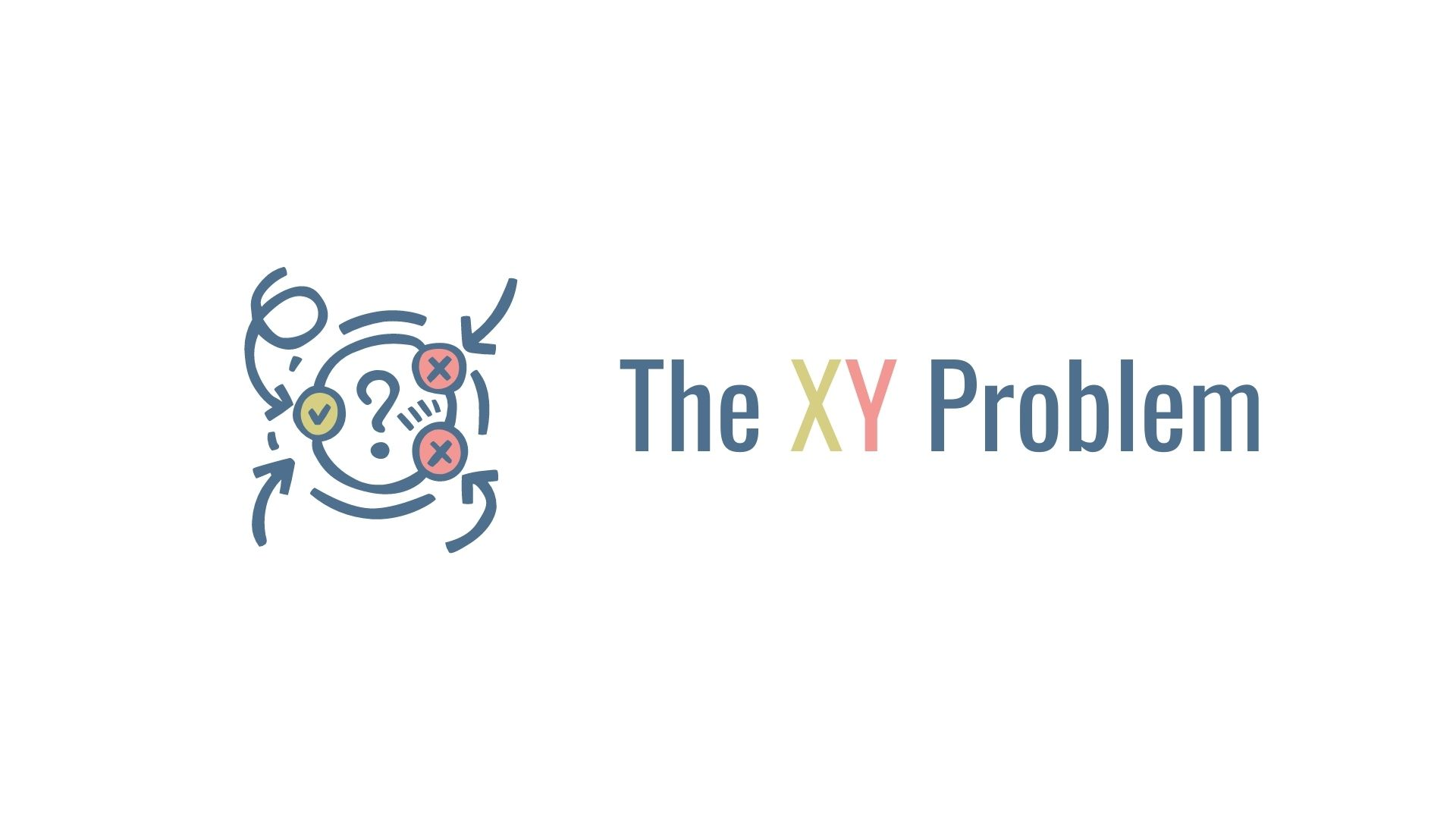 XY Problem cover