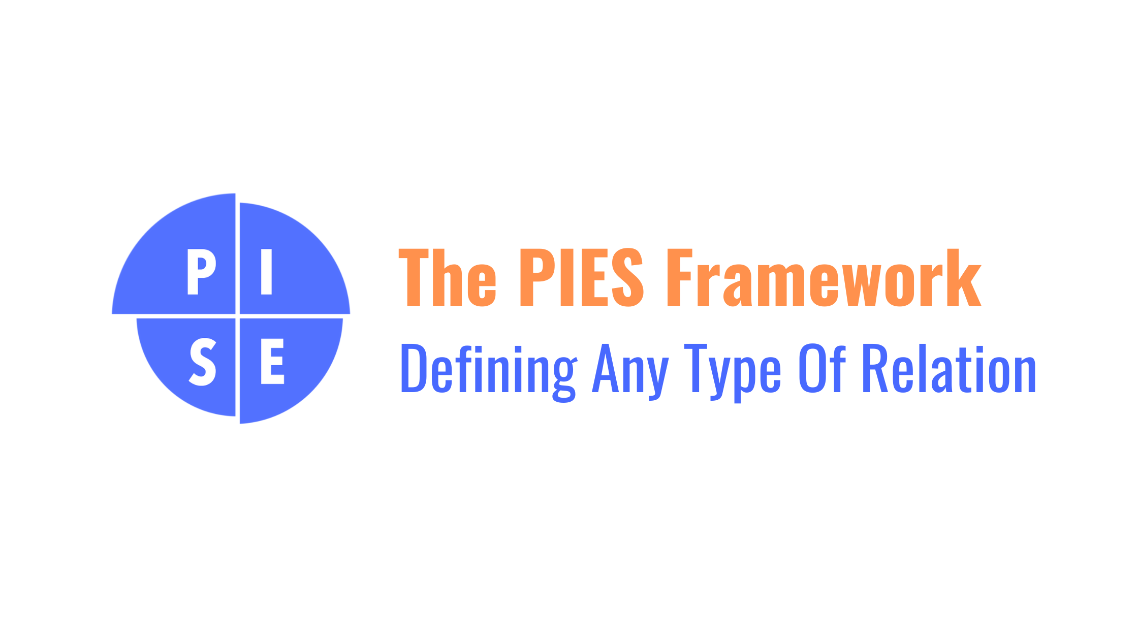 The PIES Framework Cover