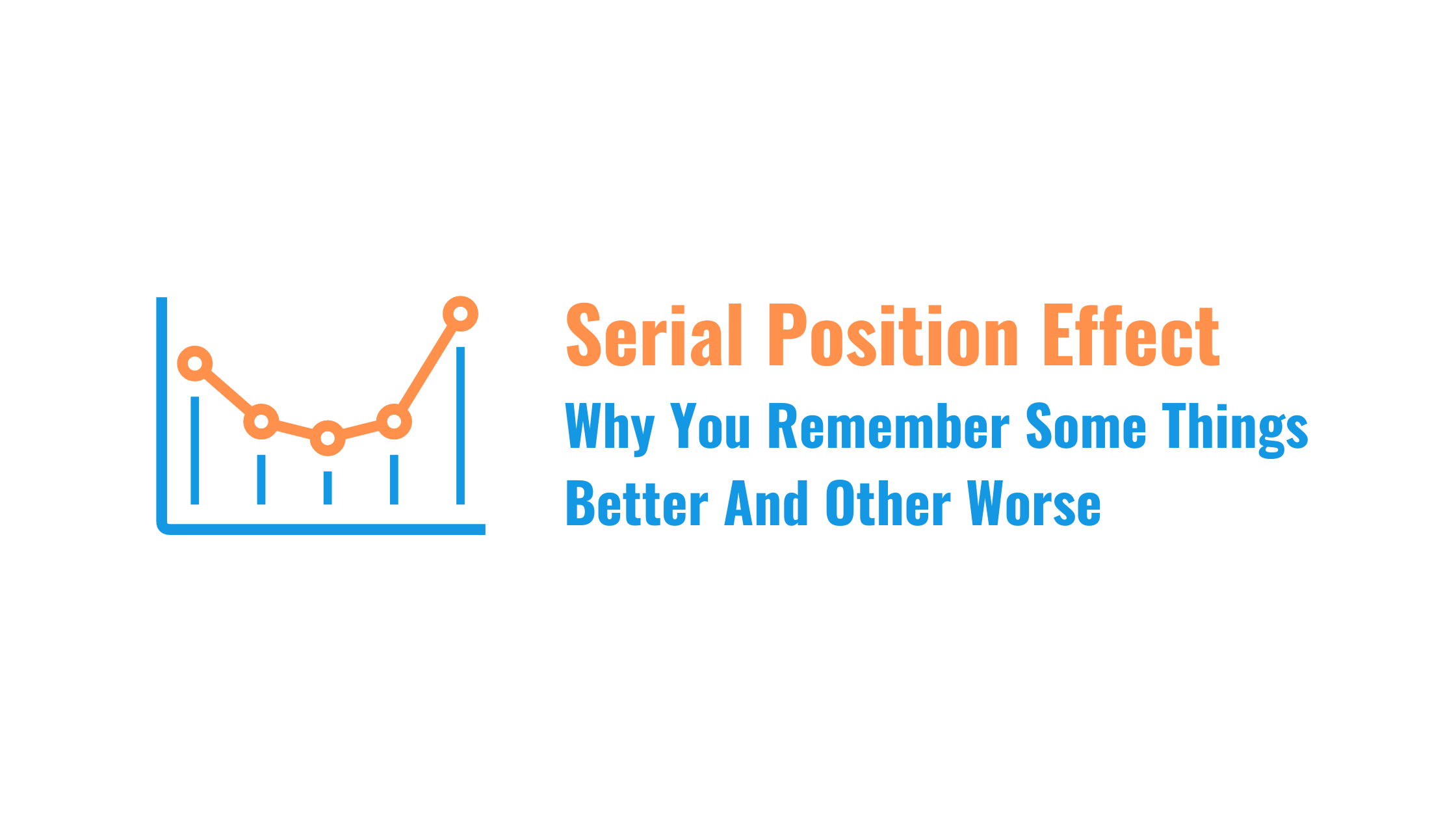 Serial Position Effect Cover